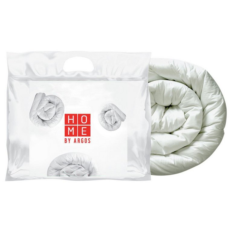 Buy Home Antibacterial 7 5 Tog Duvet Double At Argos Co