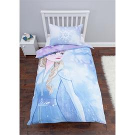 Disney Frozen 2 Elsa & Anna Bedding Set - Single