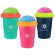 more details on Chill Factor Squeeze Cup Slushy Maker.