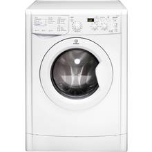 Indesit Eco-Time IWDD7123P Freestanding Washer Dryer - White