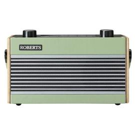 Roberts Rambler Retro DAB Bluetooth Radio - Green