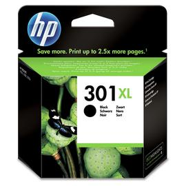 HP 301 XL High Yield Original Ink Cartridge - Black