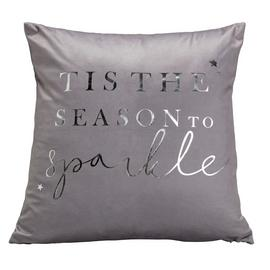 Argos Home Tis The Season Cushion