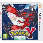more details on Pokemon Y - 3DS Game.