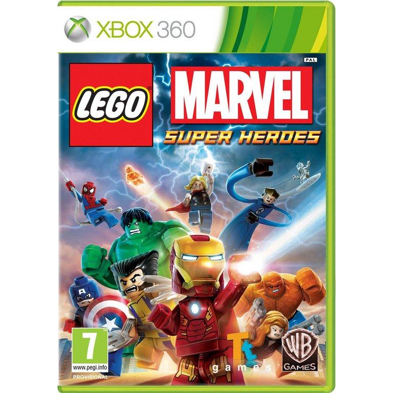 Buy LEGO Marvel - Xbox 360 Game | Xbox 360 games | Argos