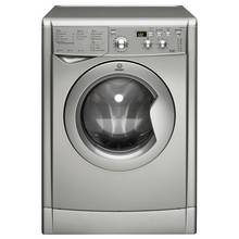 Indesit IWDD7143S 7KG / 5KG 1400 Spin Washer Dryer - Silver