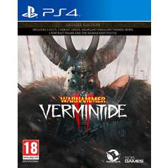 Warhammer: Vermintide 2 Deluxe Edn PS4 Pre-Order Game