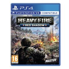 Heavy Fire: Red Shadow PS4 Pre-Order Game
