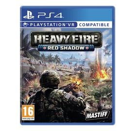 Heavy Fire: Red Shadow PS4 Game