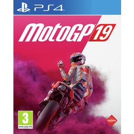 Moto GP 19 PS4 Game