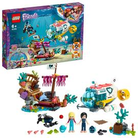 LEGO Friends Dolphins Rescue Playset - 41378