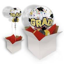 Pioneer Congratulations Graduation Bubble Balloon In A Box
