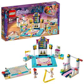 LEGO Friends Stephanies Gymnastics Playset - 41372