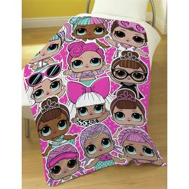 LOL Surprise Lots of LOLs Fleece Blanket