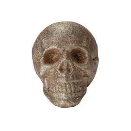 Argos Home Halloween Glitter Skull Head