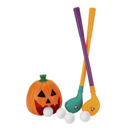 Argos Home Halloween Pumpkin Golf Set