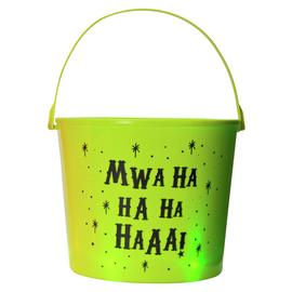 Argos Home Halloween Light Up Bucket