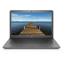 HP 14 Inch A4 4GB 32GB Chromebook - Grey