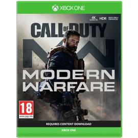 Call of Duty: Modern Warfare Xbox One Pre-Order Game