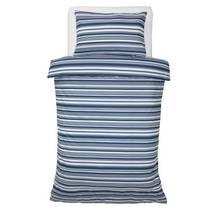 Argos Home Stripe Print Bedding Set