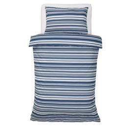 Argos Home Stripe Print Bedding Set - Single