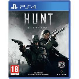 Hunt: Showdown PS4 Pre-Order Game
