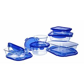 Pyrex 7 Piece Cook & Go Set