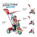 more details on Smart Trike 4-in-1 Trike - Vanilla.