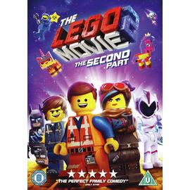 The LEGO Movie 2 DVD
