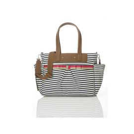 Babymel Cara Edition Changing Bag - Navy Stripe