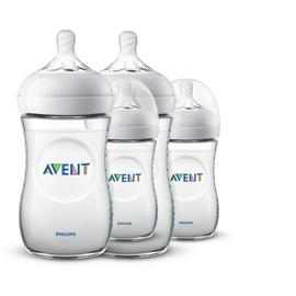 Philips Avent Natural Bottle 9oz 1 month+ - 2 Pack