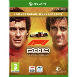 F1 2019 Legends Edition Xbox One Pre-Order Game