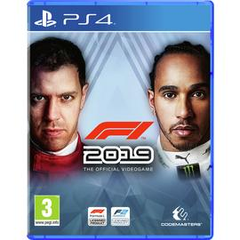 F1 2019 PS4 Game
