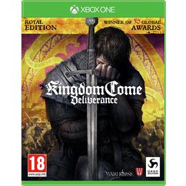 Kingdom Come: Deliverance Royal Edition Xbox One Game