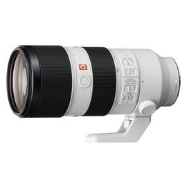 Sony SEL70200GM 70-200mm F2.8 Zoom Mount Lens