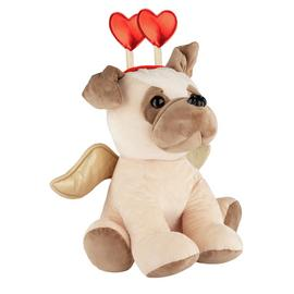 Extra Large Rufus the Cupid Pug Soft Toy