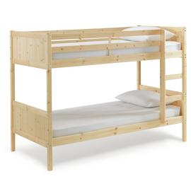 Argos Home Detachable Pine Bunk Bed Frame