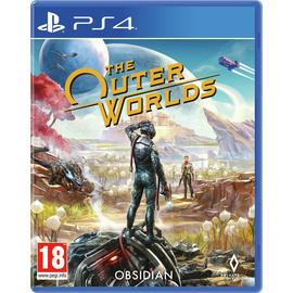 Outer Worlds PS4 Pre-Order Game