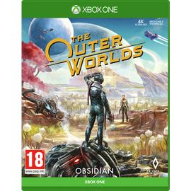 Outer Worlds Xbox One Pre-Order Game