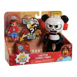 Ryans World Action Figures Panda Set