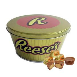 Reese's Tin and Chocolates