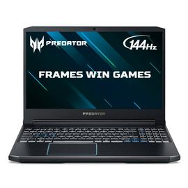 Predator Helios 300 i5 8GB 256+1TB GTX1660Ti Gaming Laptop