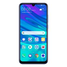 SIM Free Huawei P Smart + 64GB Mobile Phone - Blue