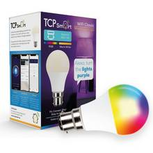 TCP Smart Wi-Fi Multicolour B22 LED Bulb