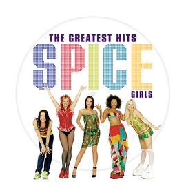 Spice Girls Greatest Hits Picture Disc Vinyl
