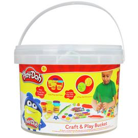 Play-Doh Craft and Dough Bucket