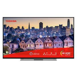 Toshiba 49 Inch 49UL5A63DBS Smart 4K Alexa TV with HDR