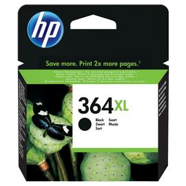 HP 364 XL High Yield Original Ink Cartridge - Black