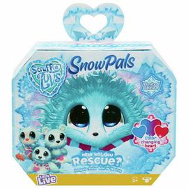 Scruff a Luvs Rescue Pet Surprise Soft Toy – Snow Pals
