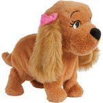 more details on Lucy the Dog Soft Toy.